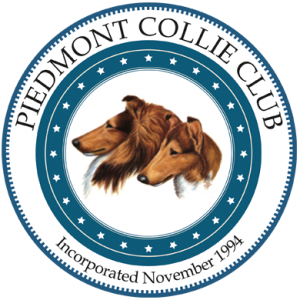 Piedmont Collie Club logo.